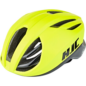 HJC Atara Road Kask, matt/gloss neon green